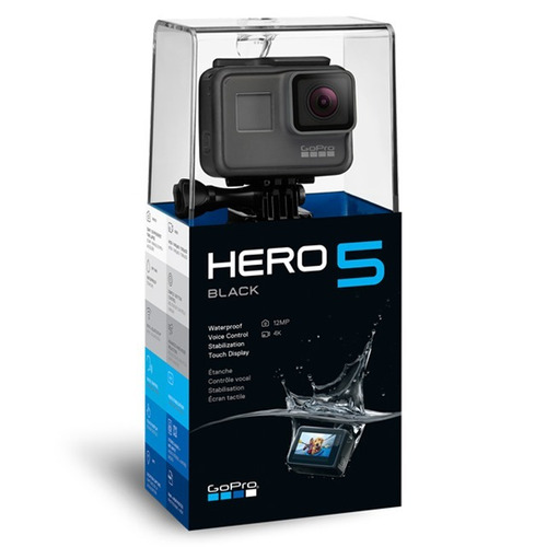 gopro hero 5 black - tienda autorizada