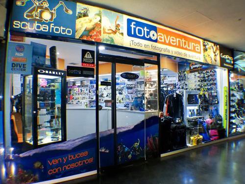 gopro hero 5 black - tienda física autorizada