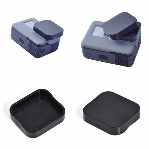 gopro hero 5 cubre lente tapa protector