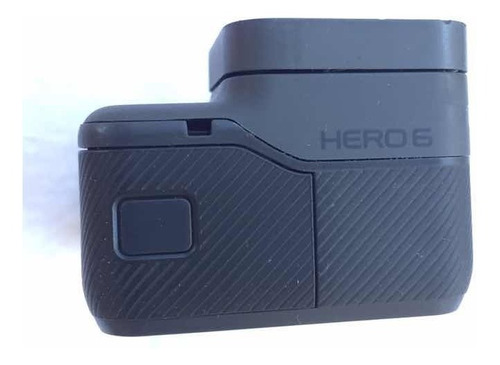 gopro hero 6 com cartão 16gb e bastão 3 way
