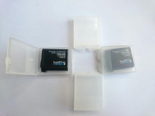 gopro hero 7 6 5 4 3 caja de batería caja