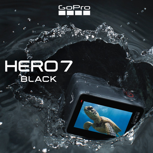 gopro hero 7 black distribuidor autorizado - inteldeals