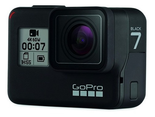 gopro hero 7 black + micro sd 64 gb clase 10 - prophone