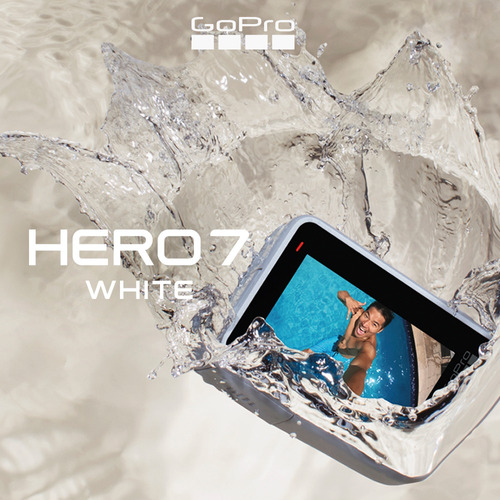 gopro hero 7 white distribuidor autorizado - inteldeals