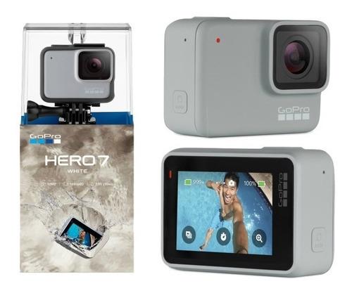 gopro hero 7 white + kit