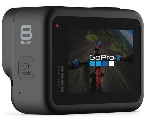gopro hero 8 black + microsd sandisk xtreme 64gb