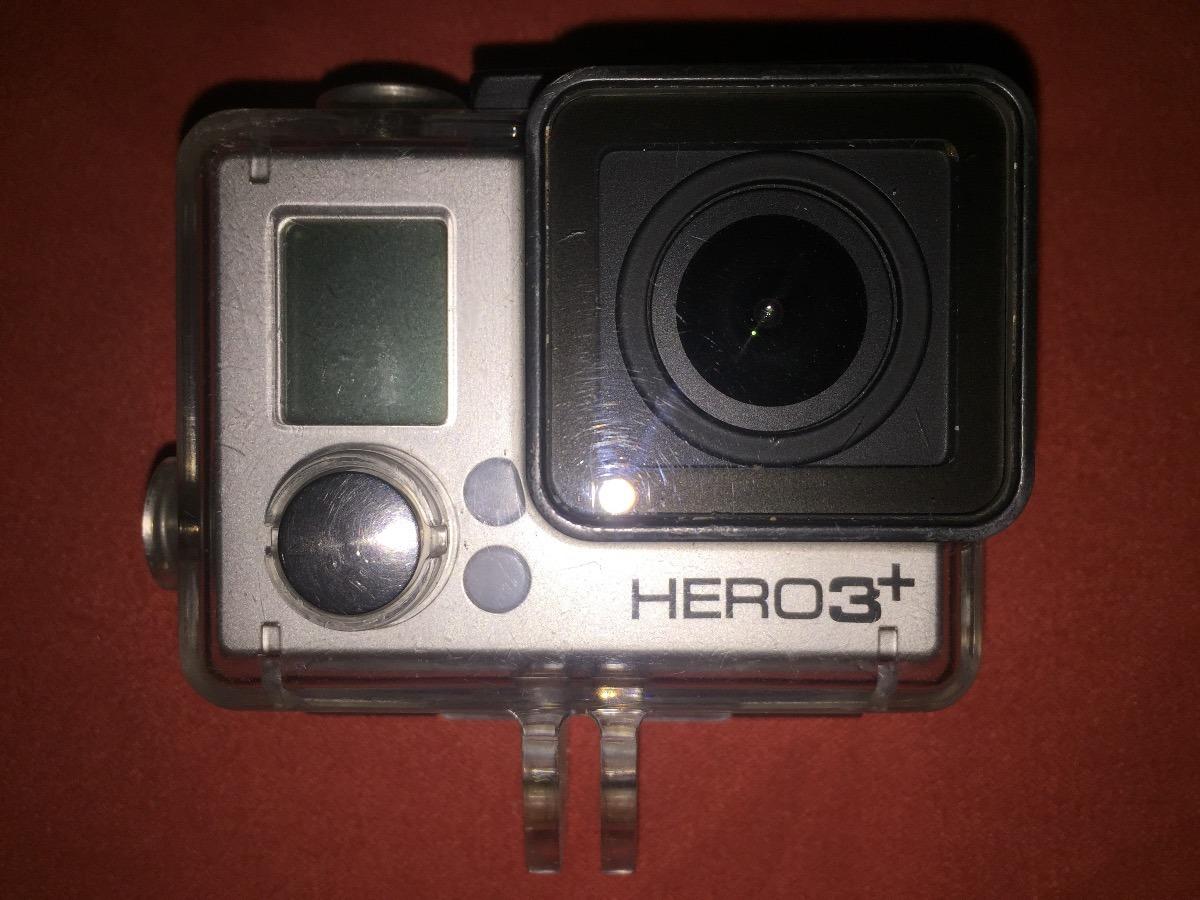 Gopro Hero 3+ Black Control Remoto + 2 Baterías + Accesorios ...