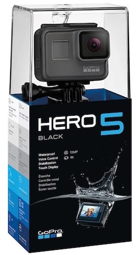 gopro hero black accesorios