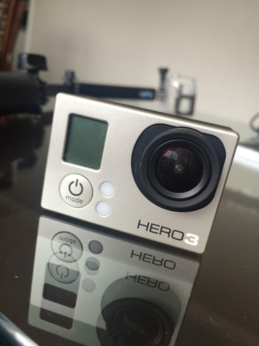 gopro hero3 white edition + suporte 3-way