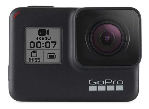 gopro hero7 black 4k video 12 mp fotos reproducción en linea