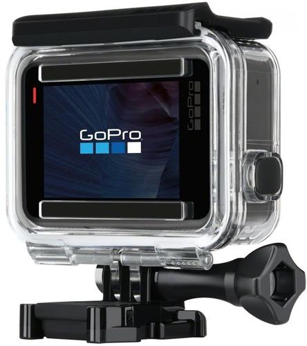 gopro hero7 black+extreme 64gb+caixa estanque+bastão flu