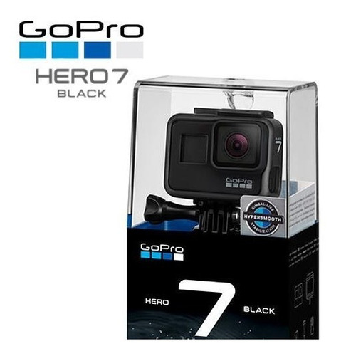 gopro hero7 black  (nuevas)
