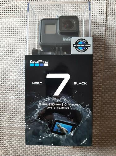 gopro hero7 cámara de acción digital impermeable 4k hd