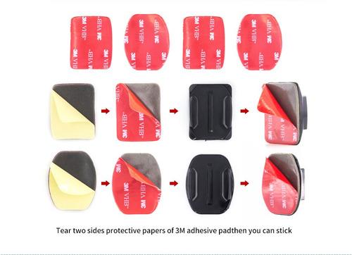gopro kit accesorios maletin, arnes, flotador envio gratis