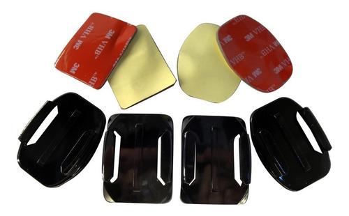 gopro kit de accesorios 24, vincha, bastón, grip flotador