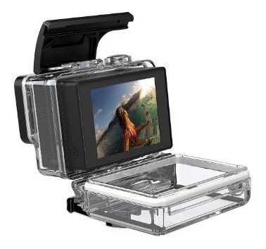 gopro lcd touch bacpac para hero3 y hero3 (cámara se vende p