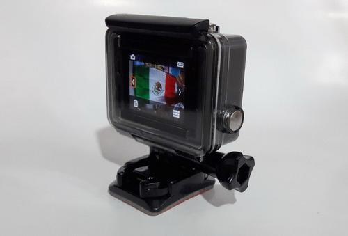 gopro plus lcd pantalla touch cargador envío gratis a meses