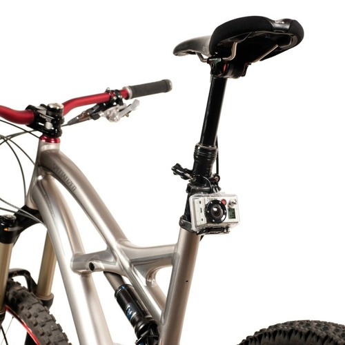 gopro ride handlebar go pro suporte mount bike - acessorios