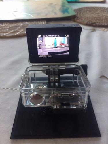 gopro silver filmadora acessórios