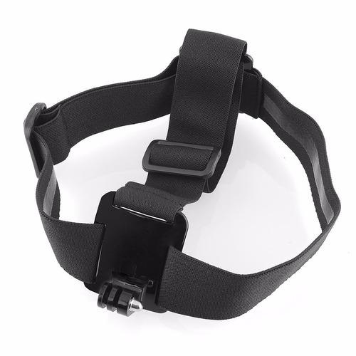 gopro suporte para cabeça go pro helmet hd head strap mount