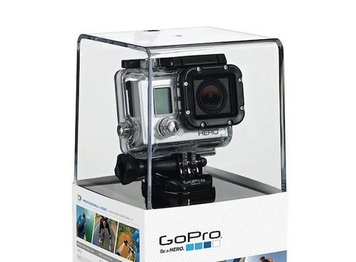 gopro white filmadora