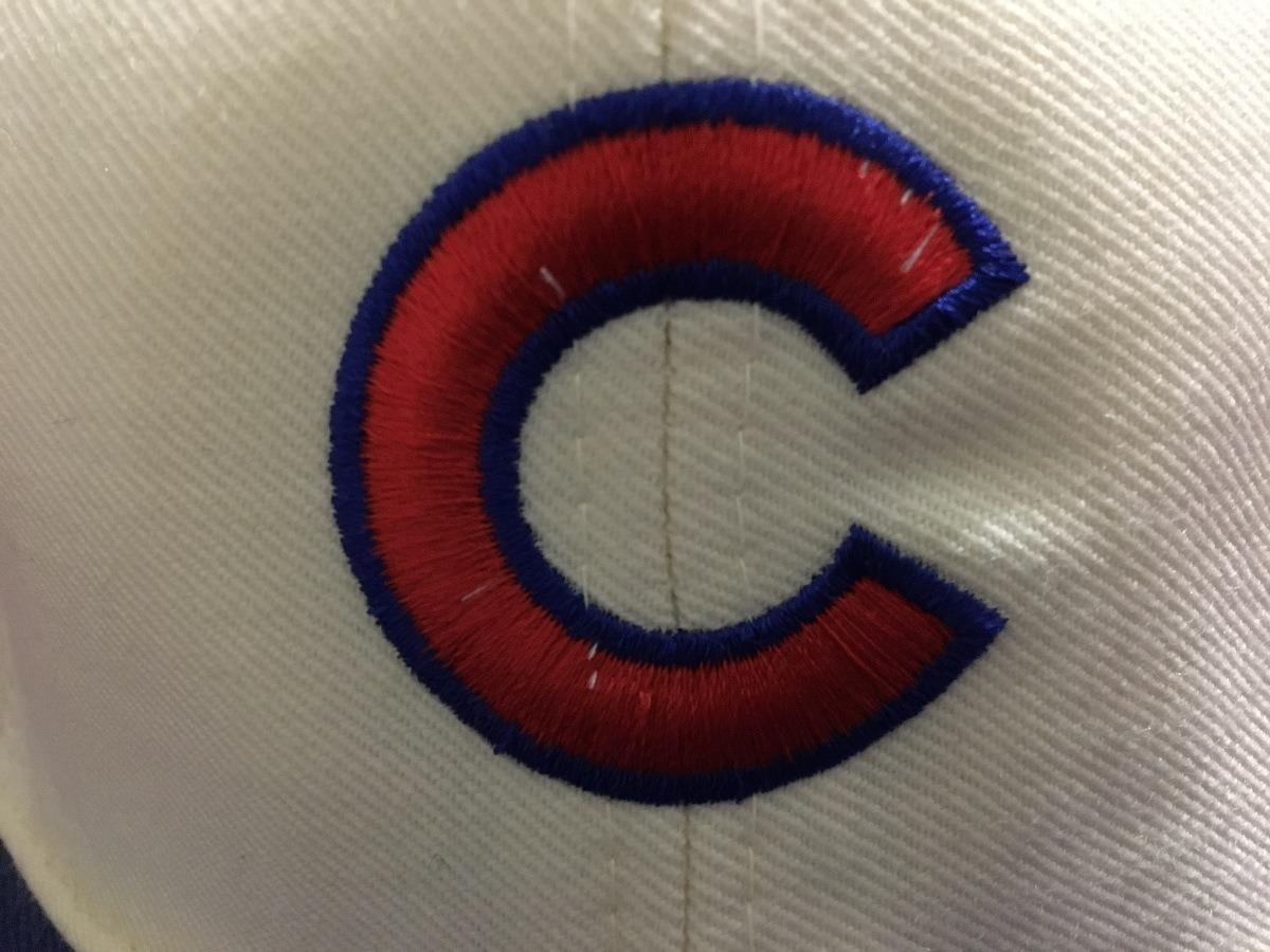 Gora Chicago Cubs Cachrorros New Era 5950 Blanca 80´s-90´s ... 395ab3323b1