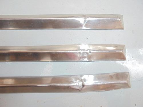 gordini dauphine friso original da porta dianteira em inox