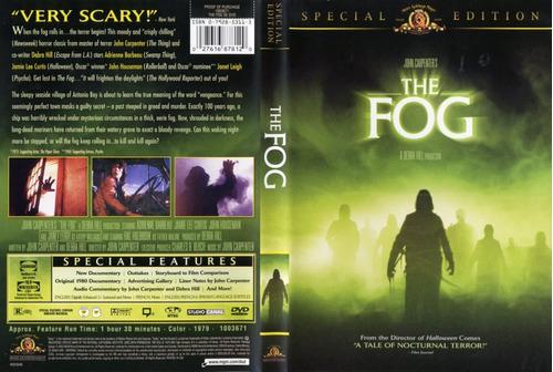 gore dvd the fog la niebla 1980 terror zombi john carpenter