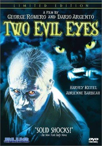 gore two evil eyes dos ojos diabolicos dario argento romero