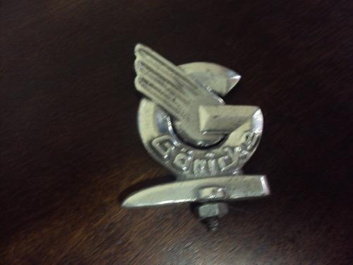 goricke,emblema de paralama para bicicletas antigas