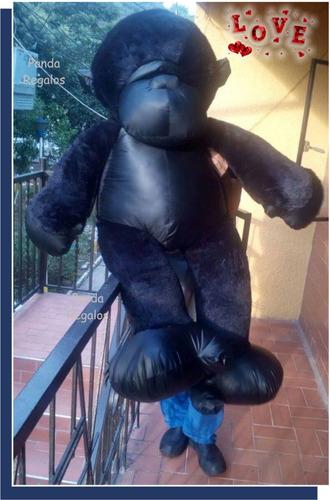 gorila gigante 130 cms /mono / mico +  envio gratis.