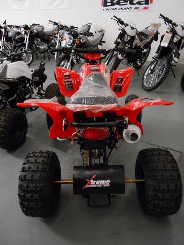 gorilla 150 cuatriciclo motomel