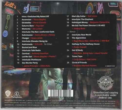 gorillaz cd humanz nuevo sellado disponible