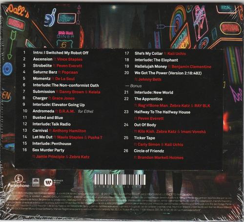 gorillaz humanz cd doble deluxe envio gratis!!