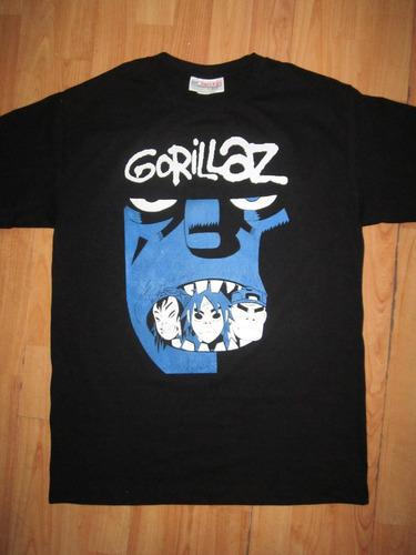 gorillaz playera