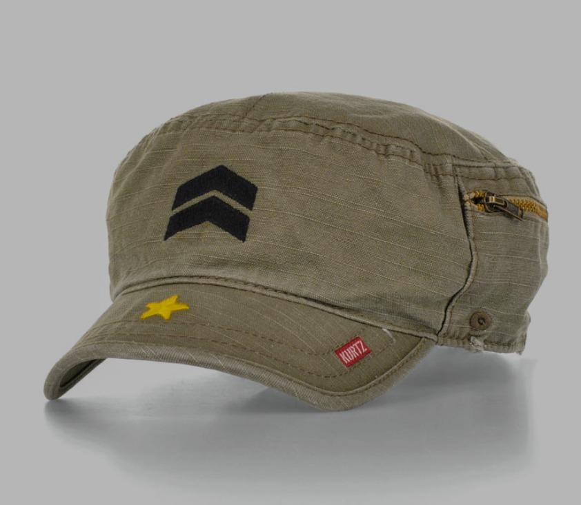 adfc50f427ad3 gorra a. kurtz cadete militar verde oliva enrique iglesias. Cargando zoom.
