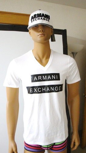 gorra a | x armani exchange carbon fiber hat premium