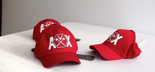 gorra a | x armani exchange graphic logo baseball hat cap