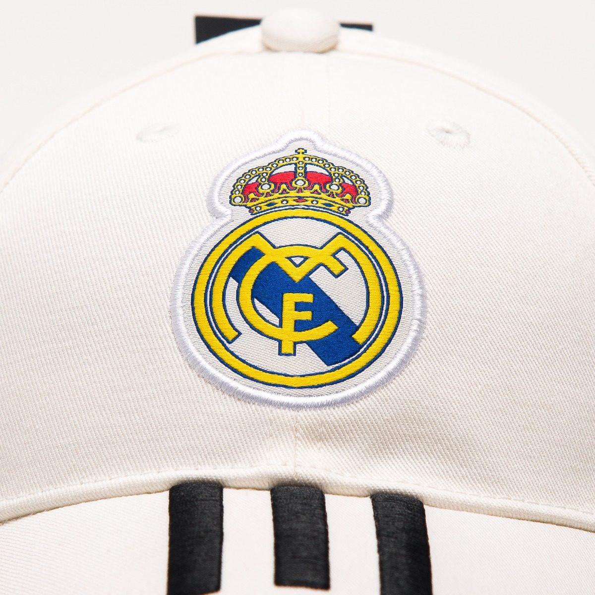 Gorra adidas 3 Rayas Real Madrid -   59.900 en Mercado Libre e920647c78e