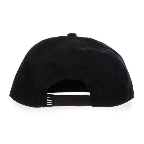 gorra adidas ac tre flat - bk7324 - negro - unisex