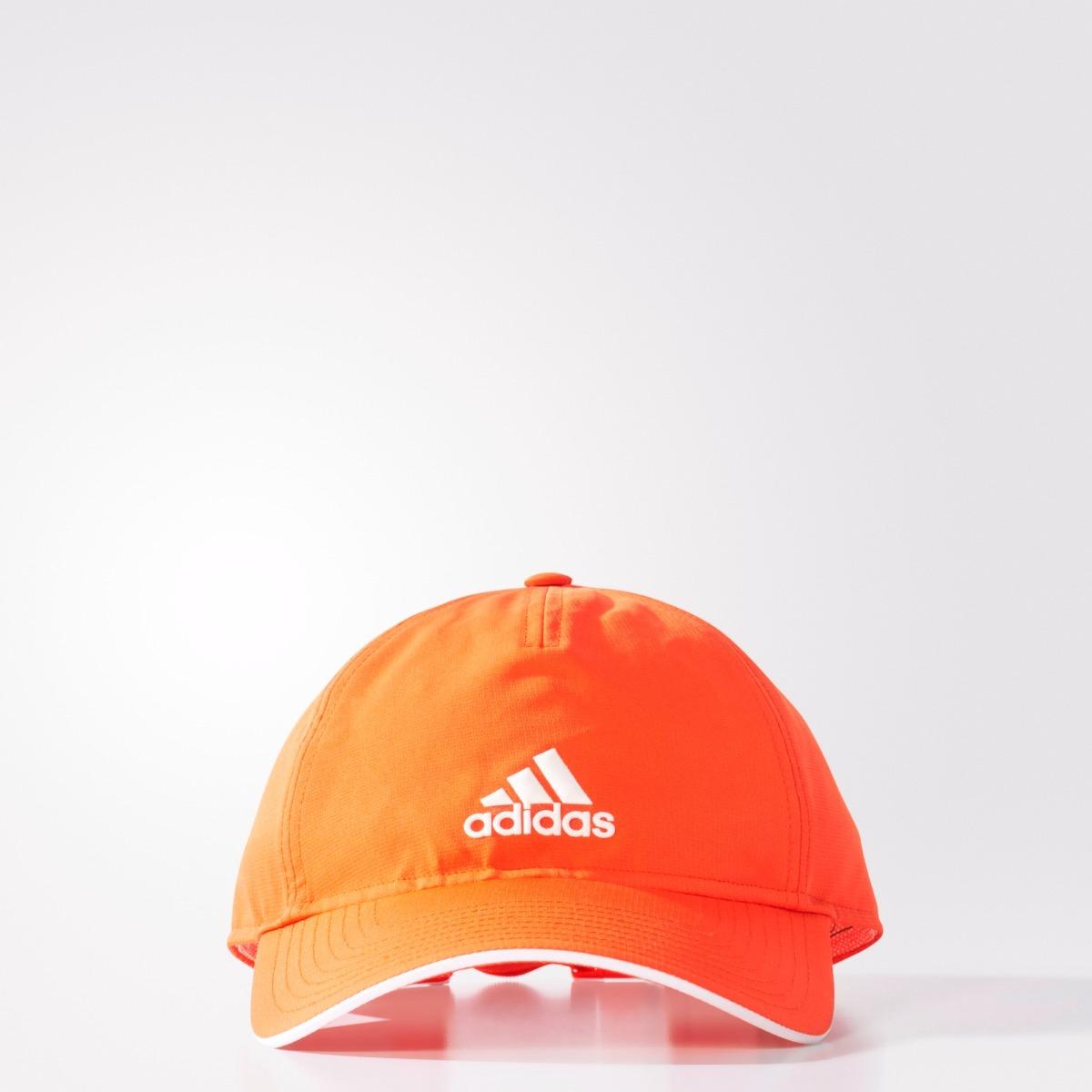 gorra adidas clásica naranja cincopaneles climalite original. Cargando zoom. 5cba08d5189