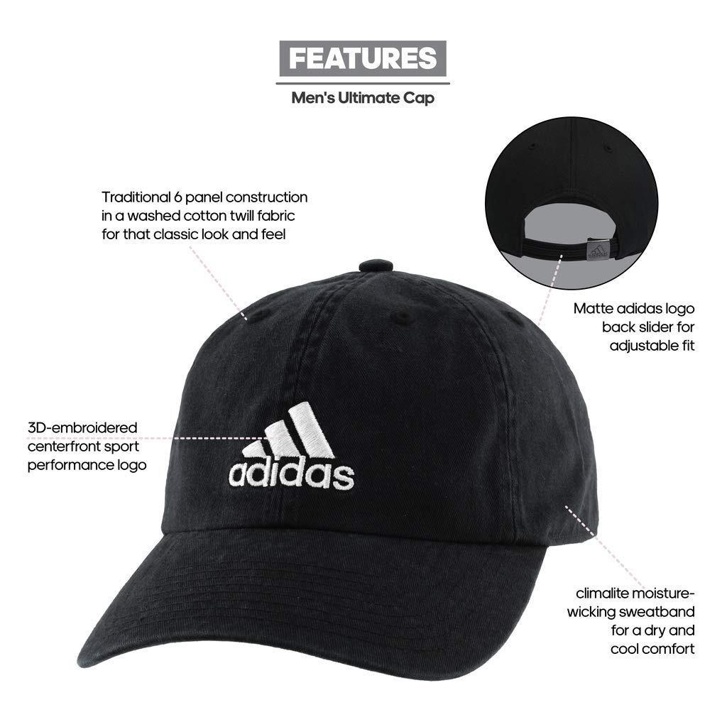 Gorra adidas Climalite Osfa - Color Negro gris -   599.00 en Mercado ... 9075e204fe0