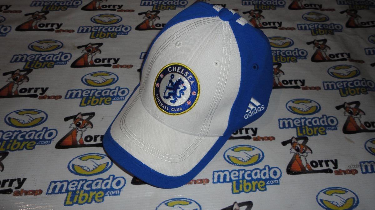 Gorra adidas Del Chelsea De Inglaterra Azul Cerrada -   389.00 en ... d1db6177451