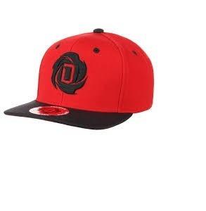 db03727fed57e Gorra adidas Drose Rojo Negro Original -   485.00 en Mercado Libre