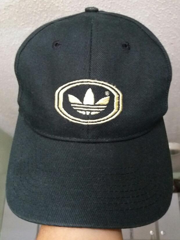 gorra adidas negra original importada. Cargando zoom. 25db21bce10
