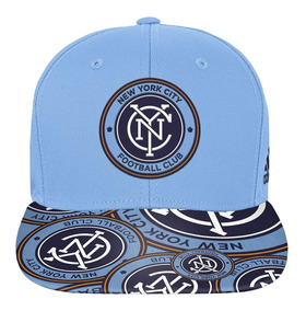 Gorra adidas New York City Football Club Young Joven Azul