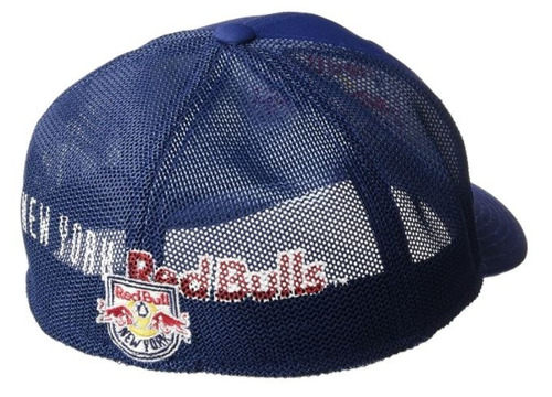 gorra adidas new york city red bulls colorado original mls