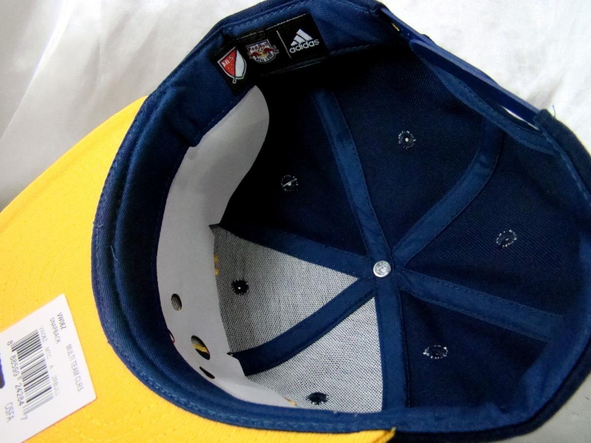 Gorra adidas New York Red Bulls Exclusiva Mls -   1.399 3214e0be07c