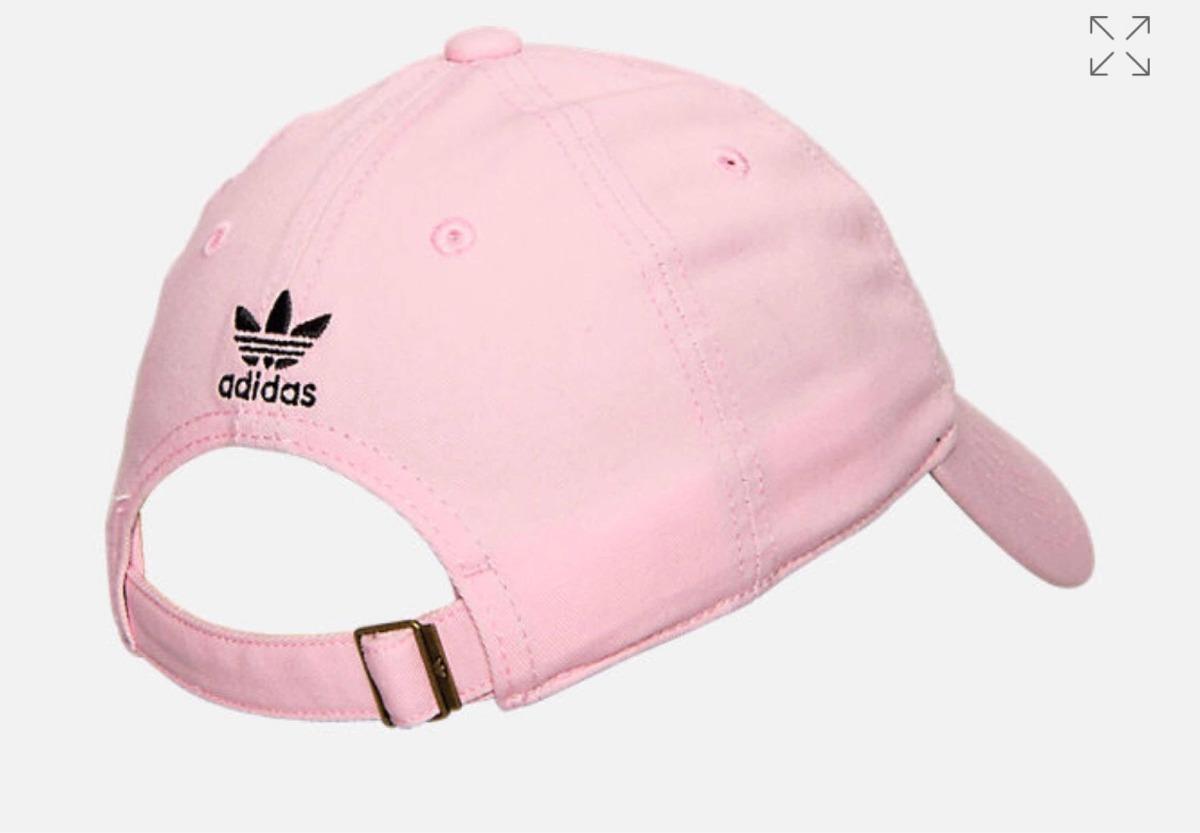 4a8f95c8a1f43 gorra adidas originals precurved strapback para mujer. Cargando zoom.