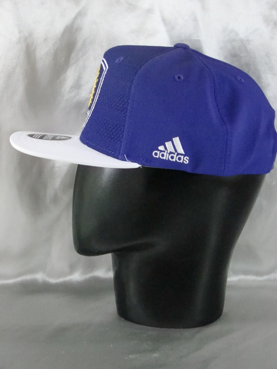 gorra adidas orlando city violeta exclusiva mls. Cargando zoom. 2132e2f8cba